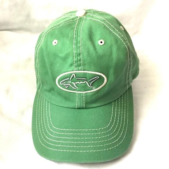 Greg Norman Fishing Baseball Cap adj Strap 0b59abbd9b5
